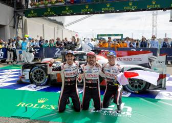 Historic victory for Fernando Alonso and Toyota at Le Mans