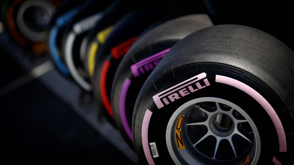 Pirelli de la F1.
