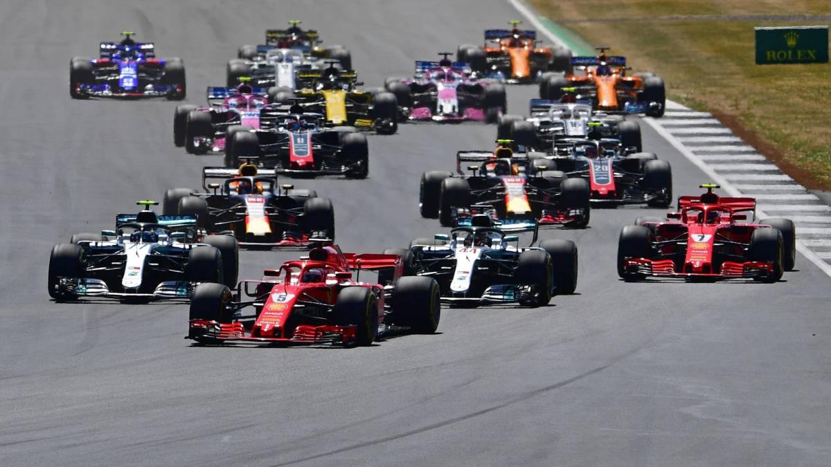F1 GP Gran Bretaña 2018 en vivo y directo: Carrera Silverstone