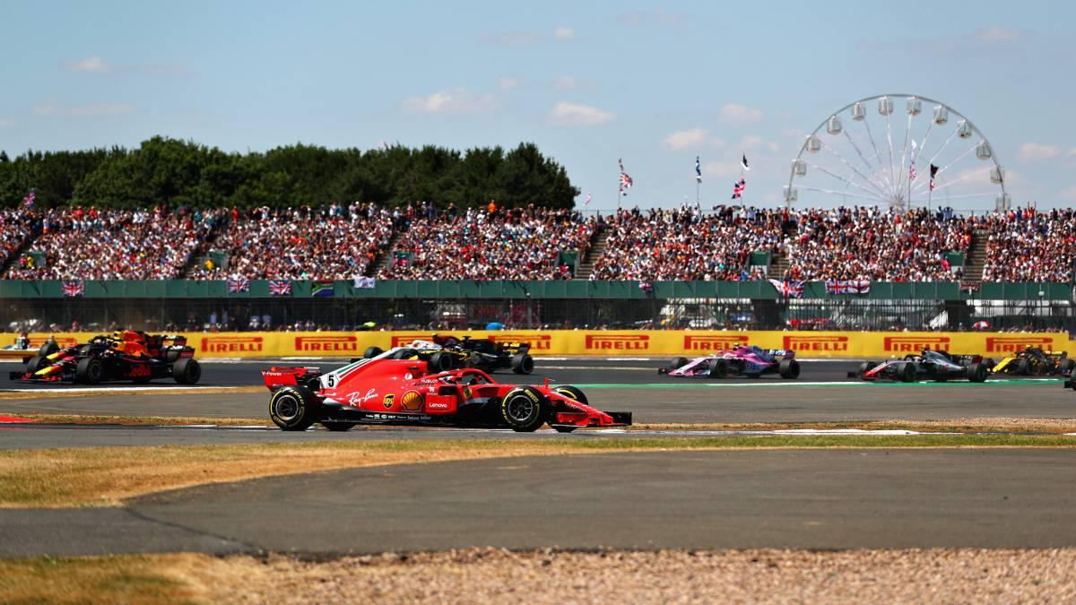 Vettel ya es Prost; Alonso, 8º