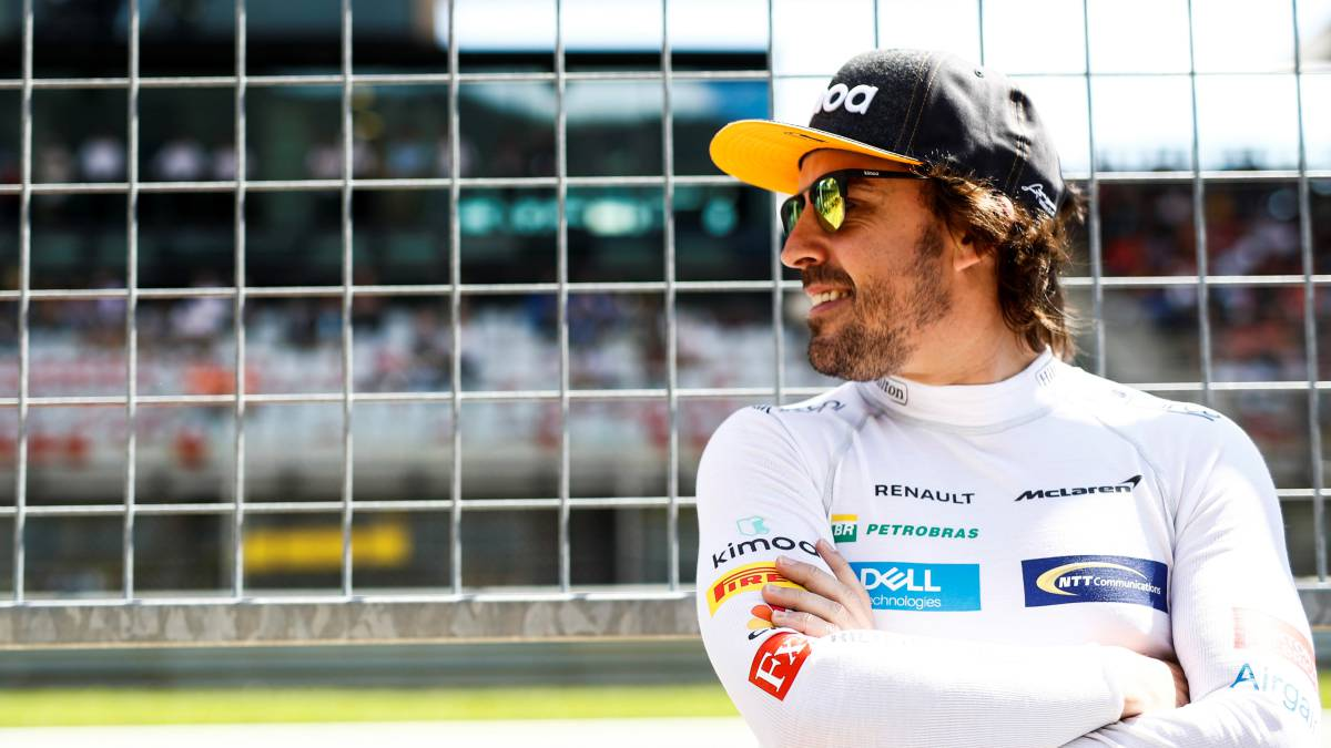 Fernando Alonso retires from Formula 1