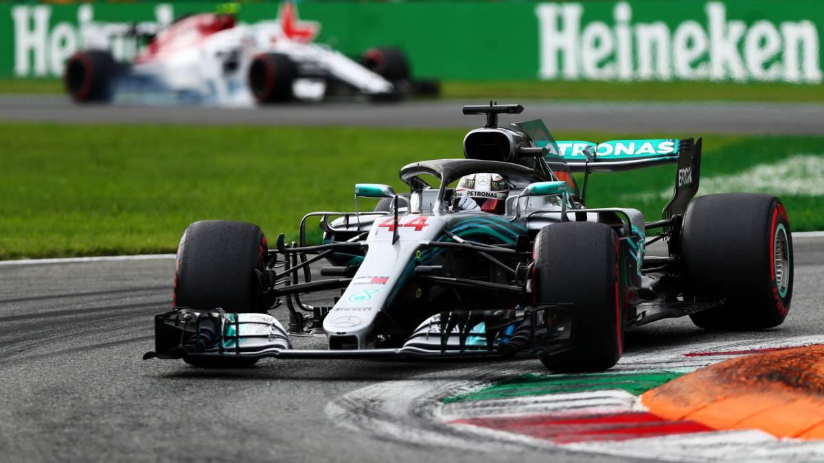 GP de Italia de F1 seguirá en Monza