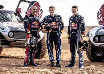 Carlos Sainz desembarca en el temible dream team de Mini
