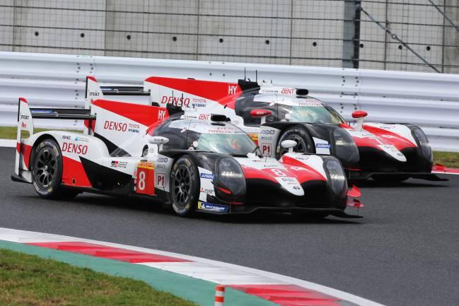 La batalla fratricida entre los Toyota fue esta vez ganada por el 7.