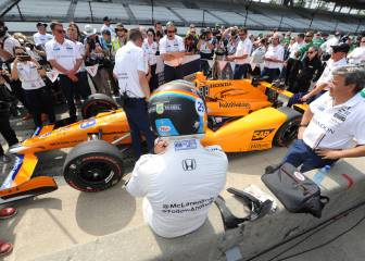 Alonso decide no correr la Indy