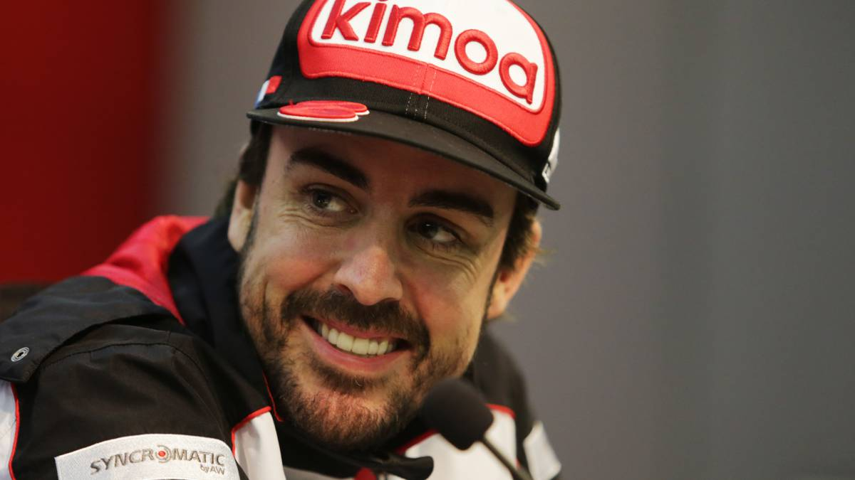 Alonso arroja algo de luz sobre su futuro fuera de la Fórmula 1