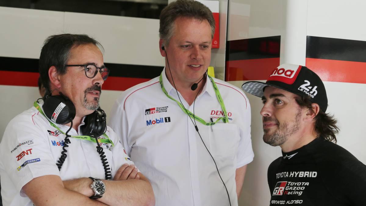 Toyota pide disculpas y explica por qué no paró antes a Alonso