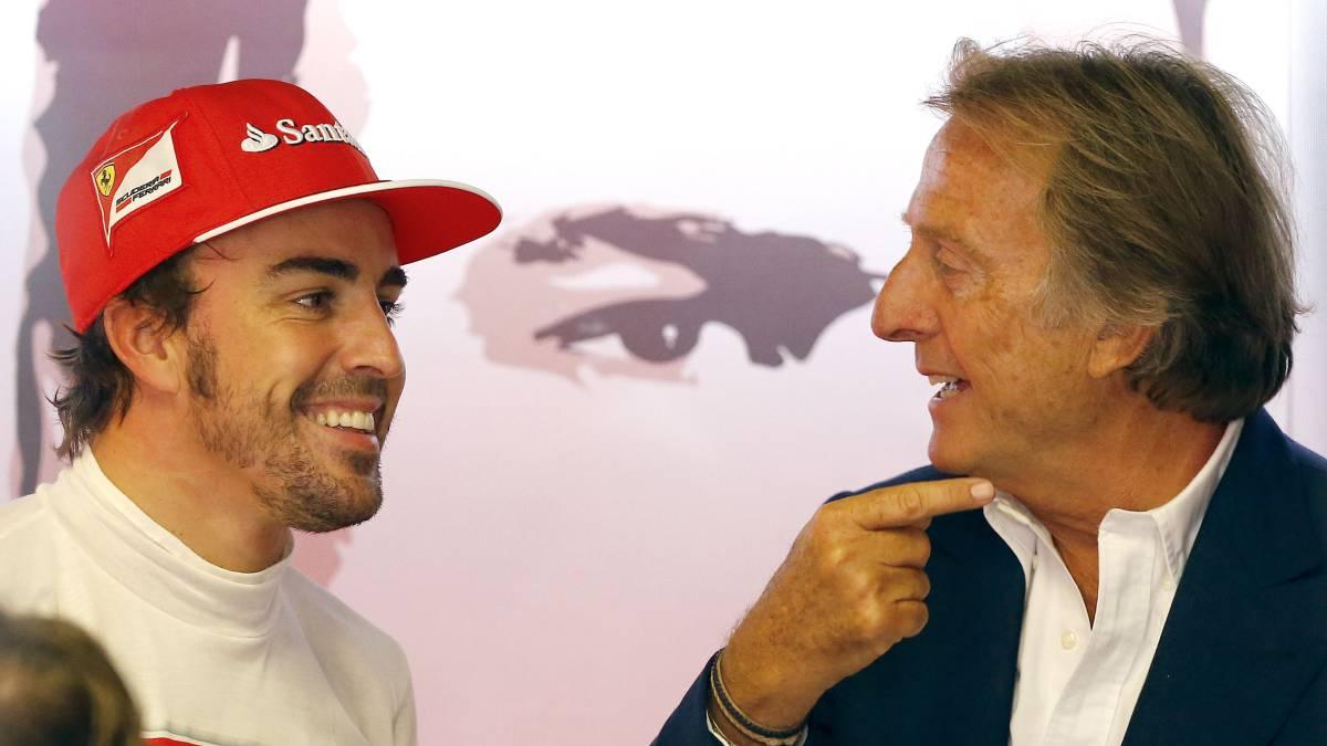 """F1: """"Lamento que no funcionara la combinación Ferrari-Alonso"""" - AS.com"""