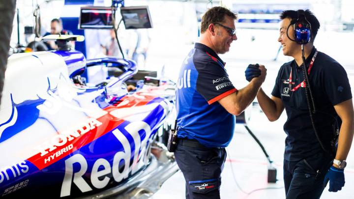 Pole position para Toro Rosso: el STR14 supera los \'crash test\'