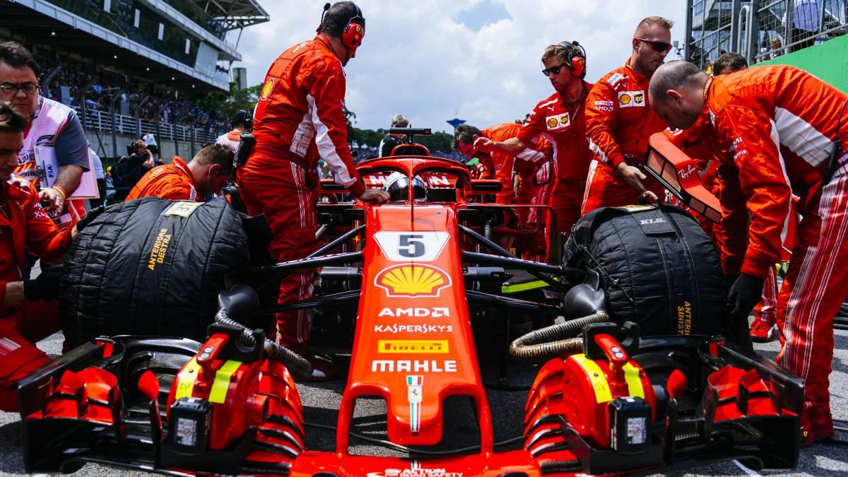 El Ferrari de la reconquista ya está en marcha en Maranello f826163f3da20
