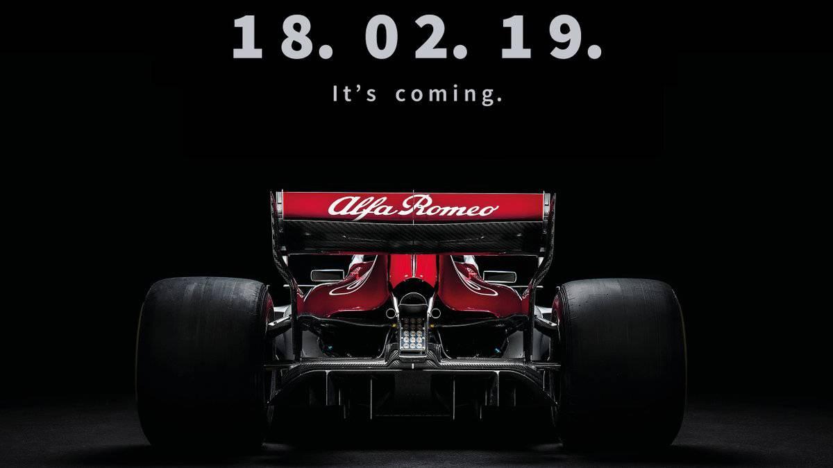 El Alfa Romeo Racing tendrá innovaciones sin precedentes