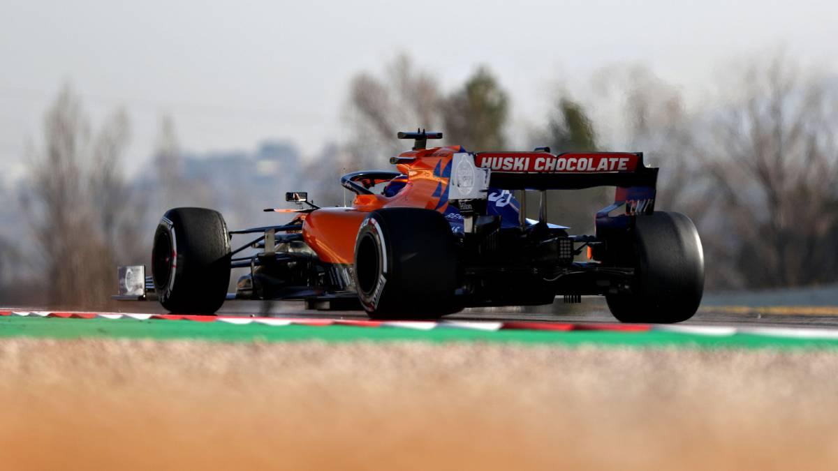 Test F1 Barcelona 2019 en directo: día 1 en vivo