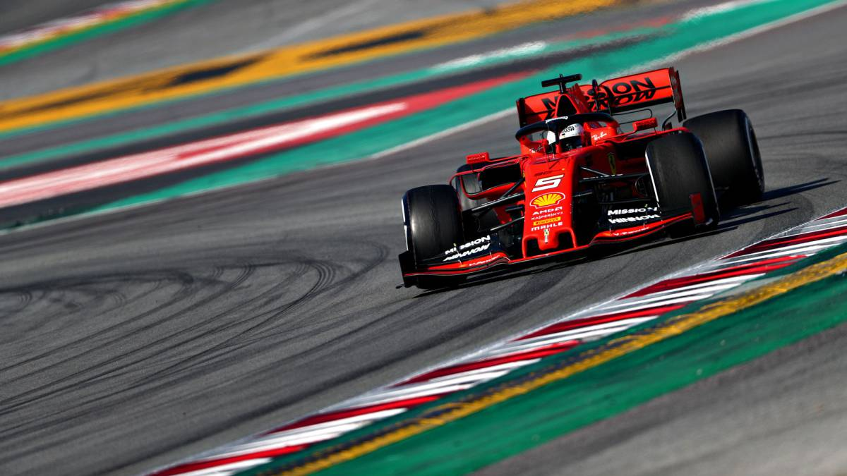F1 | Test 2019: Ferrari empieza en su mundo pero McLaren ya es otra cosa - AS.com