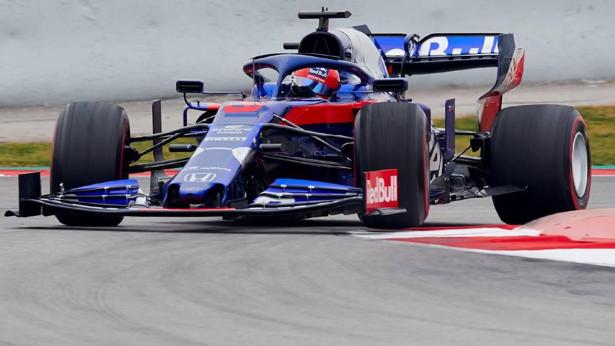 Kvyat y Kimi vuelan con blandos y McLaren recupera con ritmo