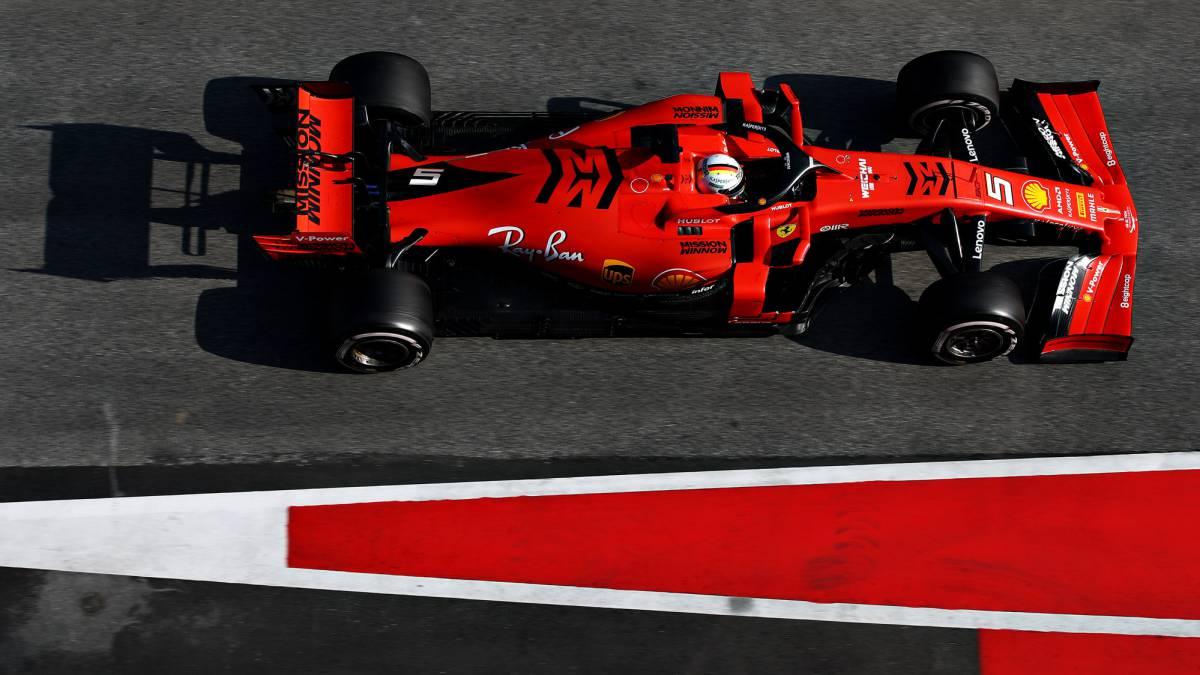 Ferrari y Mercedes: 5.000 kilómetros y tres milésimas