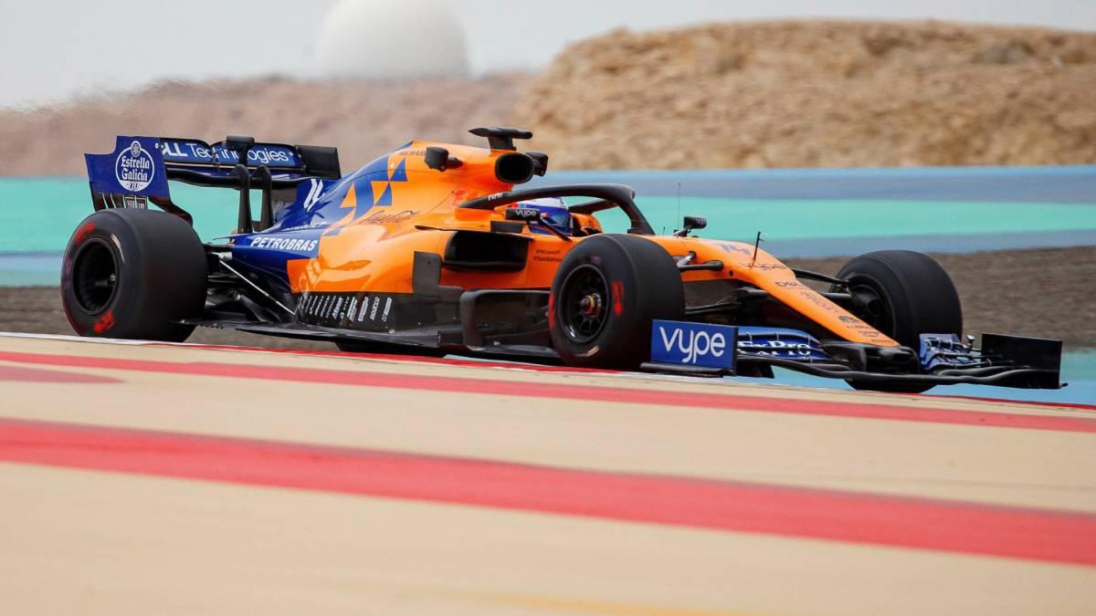 Fernando Alonso, hoy en Bahréin