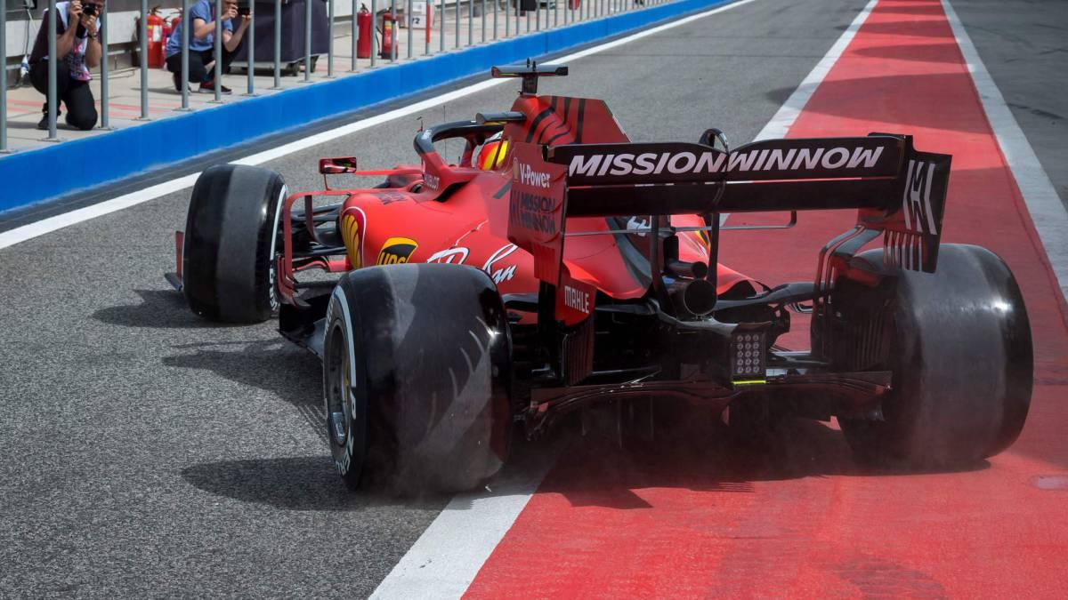 El detalle que exhibe por qué el motor Ferrari domina en la F1