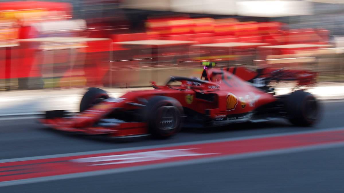 Charles Leclerc (Ferrari SF90, Azerbaiyán. F1 2019).
