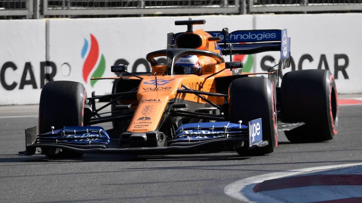 McLaren: cuarto coche con una amenaza por delante