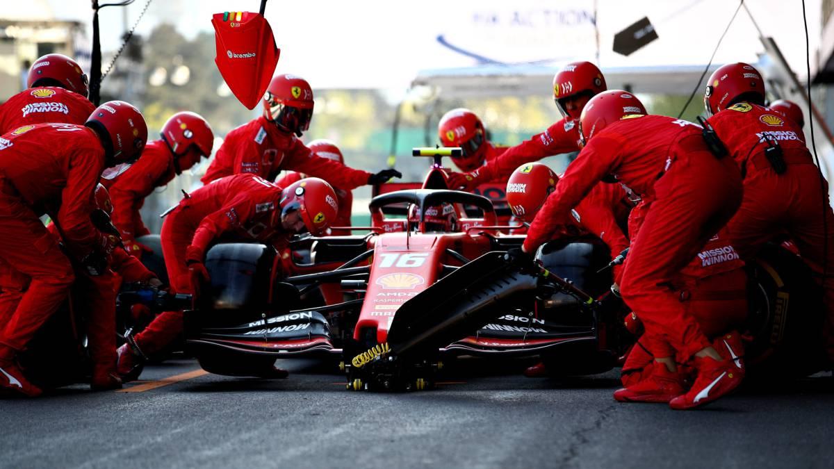Ferrari adelanta sus planes y estrenará motor en Barcelona