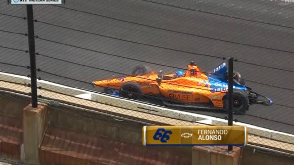 Circuito Fernando Alonso Accidente : Los peores accidentes de fernando alonso