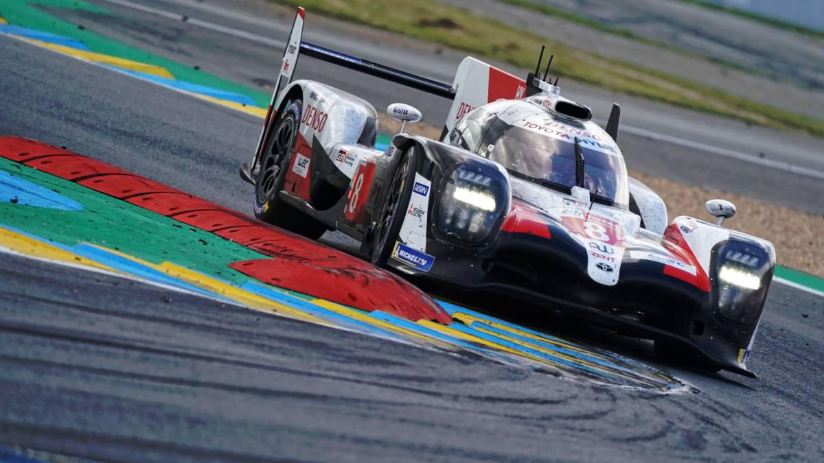 Fernando Alonso gana en Le Mans y es campeón del mundo del WEC