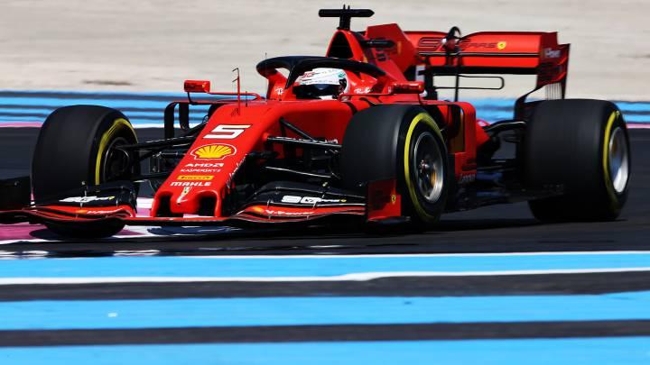 Calendario Formula 1 2020 Horarios.F1 Gp De Francia 2019 Horario Canal Tv Y Donde Ver Online As Com
