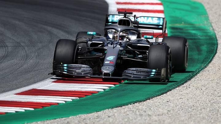 Calendario F1 2020 Horarios.F1 F1 Gp De Austria 2019 Horario Canal Tv Y Donde Ver Online