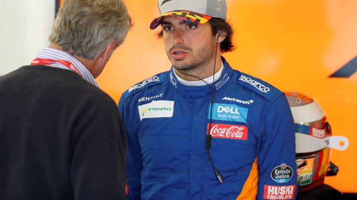 """""""He tenido que pensar mucho para acabar delante de Ricciardo"""""""