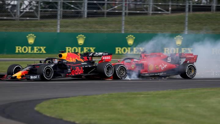 Revista de prensa italiana tras la carrera F1 GP de Gran Bretaña