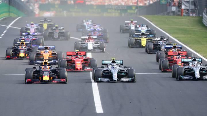 Calendario Formula 1 2020 Horarios.Cuando Vuelve La F1 Calendario Y Proxima Carrera Del Mundial As Com