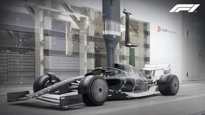 La F1 desvela cómo trabaja ya en los coches del año 2021