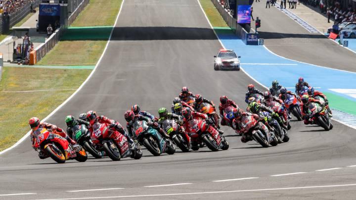 Moto Gp Calendario 2020.Motociclismo Pretemporada 2020 Calendario Provisional De