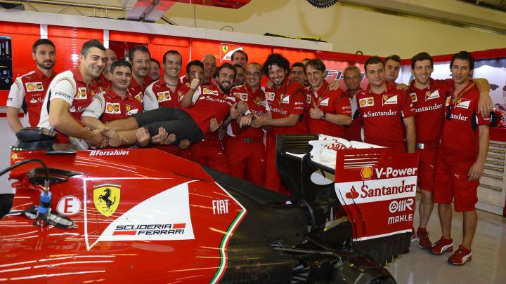 "Briatore: ""Si Ferrari quiere ganar que vuelva Alonso"""