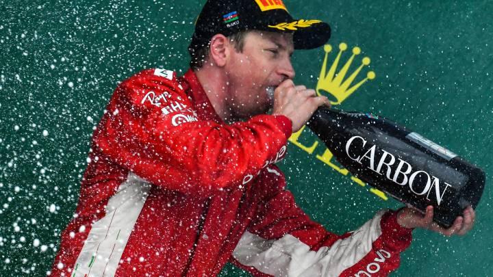 F1 40 Años De Raikkonen El Enfant Terrible Sus Frases