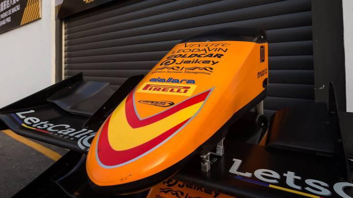El equipo español para la F1 2021 negocia con Honda y Renault