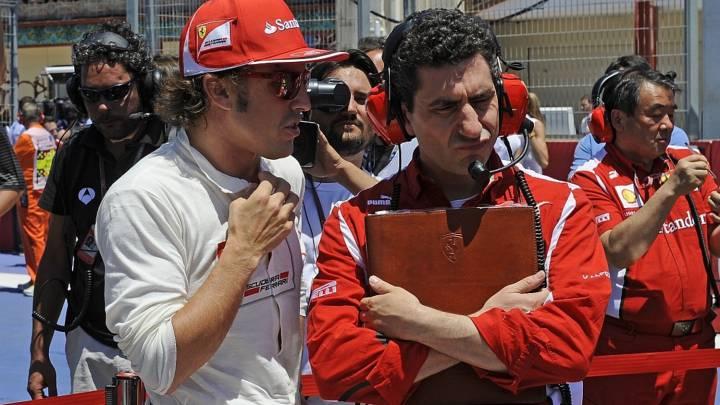 Stella: de ingeniero de pista de Alonso en Ferrari a director de competición de McLaren
