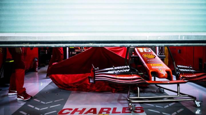 Ferrari ya está preparado