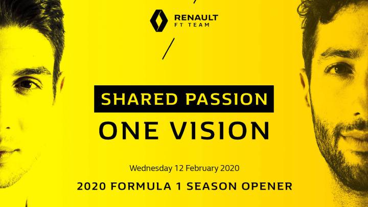 Renault 'adelanta' a McLaren