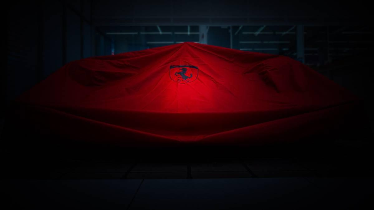 Pole para Ferrari