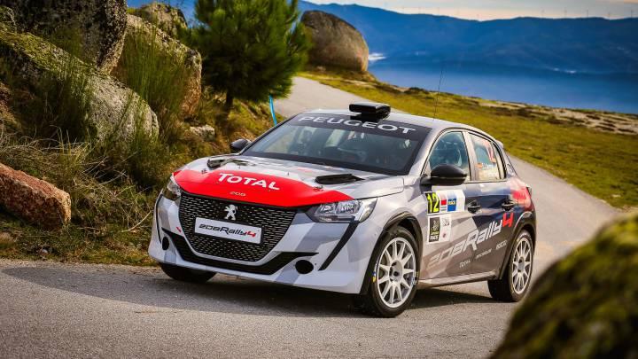 Un programa oficial para el ganador de la Peugeot Rally Cup