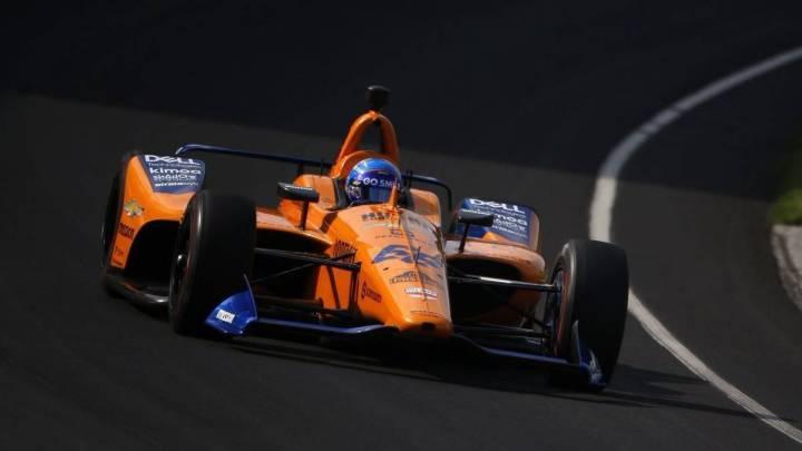 Oficial: Fernando Alonso vuelve a la Indy 500 con McLaren