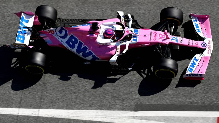 "Renault y el 'Mercedes rosa' de Racing Point: ""Nunca vimos en F1 sentir orgullo por copiar"""