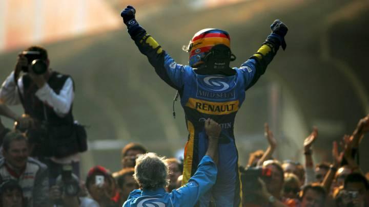 Alonso vuelve a F1 en Renault, en directo: última hora del fichaje y reacciones, en vivo