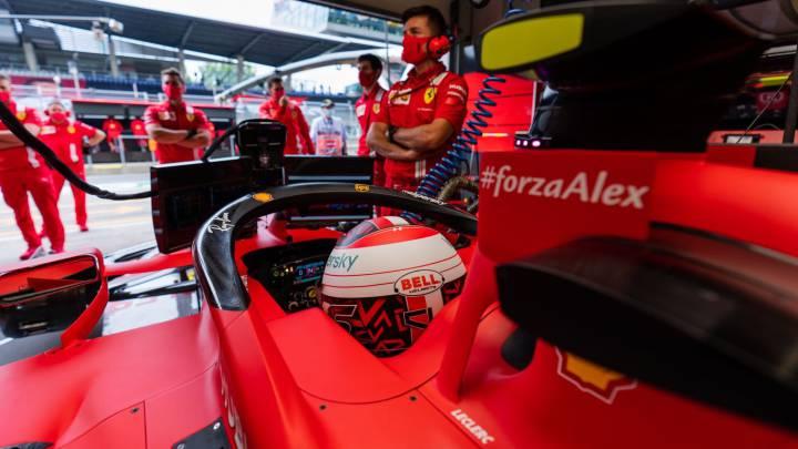 Ferrari, en números rojísimos