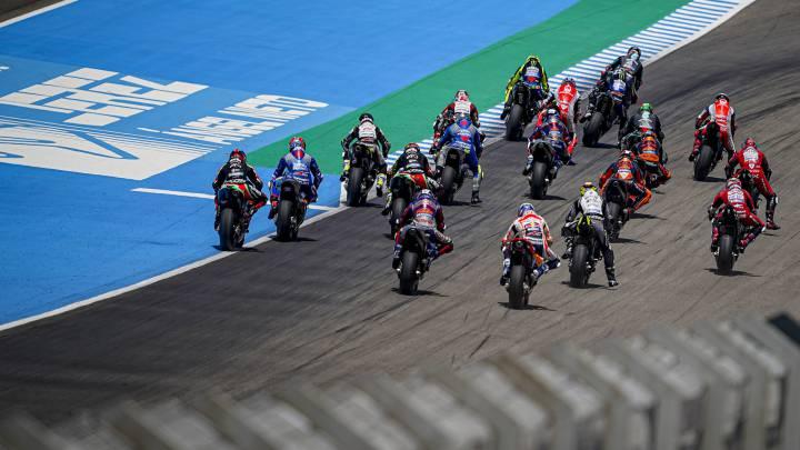 Oficial: Tailandia, Argentina y Malasia, canceladas en MotoGP