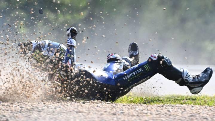 MotoGP está raro: Nakagami, Mir, Pol y Zarco para empezar