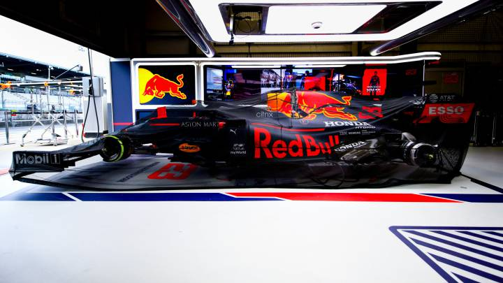Red Bull corteja a Renault