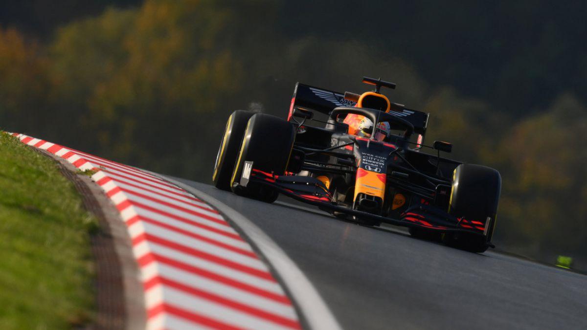Verstappen y Leclerc eclipsan a Hamilton en la pista de hielo