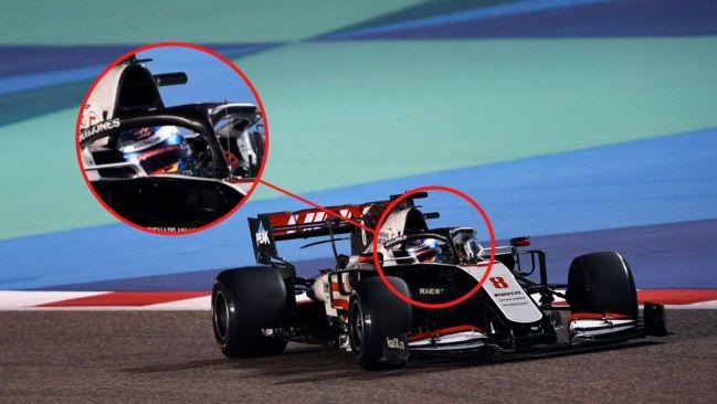 F1 Qué Es El Halo Que Le Salvó La Vida A Grosjean En Su Accidente As Com